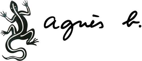 agnes b(アニエスベー) ロゴ