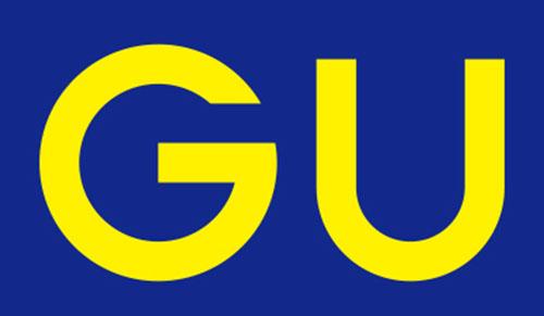 GU(ジーユー) ロゴ