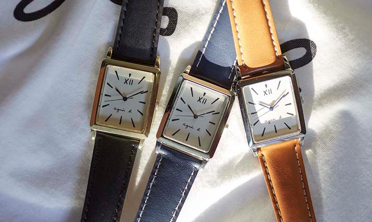 agnesb 腕時計