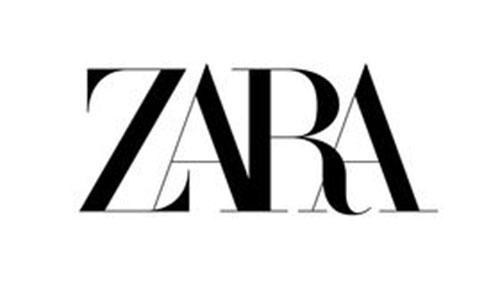 ZARA ロゴ