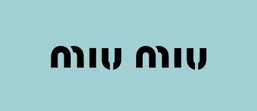 MIUMIU(ミウミウ) ロゴ