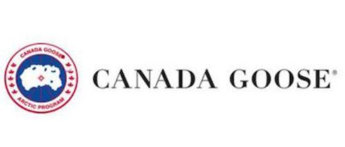 CANADA GOOSE ロゴ