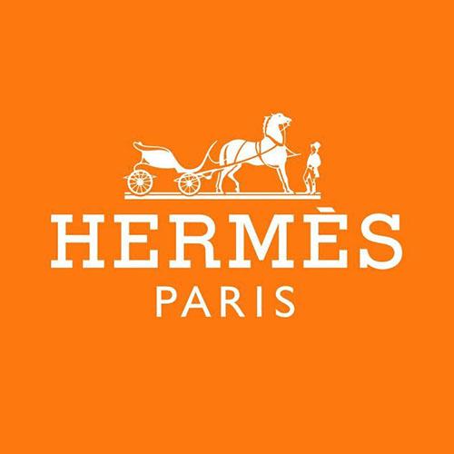 HERMES ロゴ