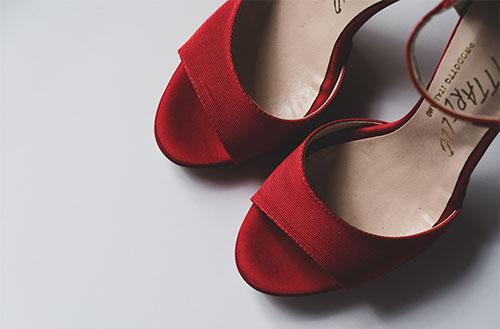 くさそうな靴