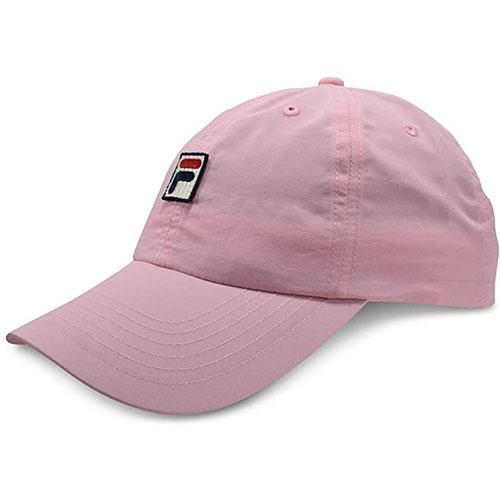 ロゴキャップ Pink Chark
