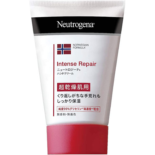 Neutrogenaインテンスリペアハンドクリーム