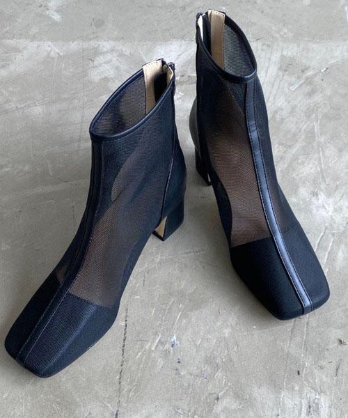 足に優しい設計
